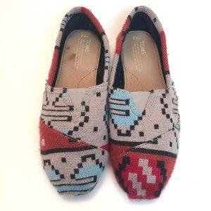 TOMS | Men's Aztec Print Loafers